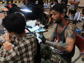 Tatto Maker Sandi Widodo
